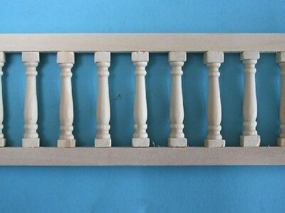 Dolls House 1/12 scale Balustrade 8mm   C68