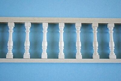 Dolls House 1/12 scale Balustrade 8mm   C50