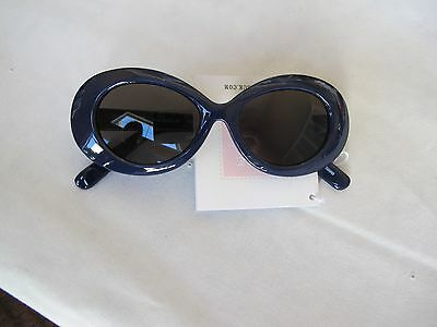 Janie and Jack Navy Blue Classic Sunglasses 2 3 4 Years NWT! $14