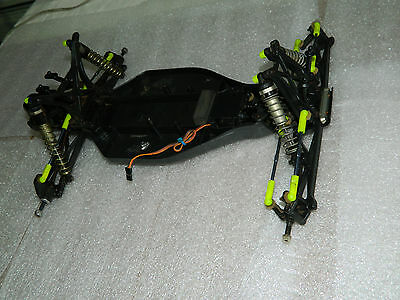 Team Associated B4 1/10 Scale Rc Roller