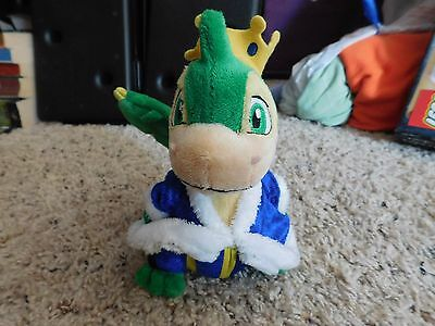 "Neopets ROYAL SCORCHIO Plush Stuffed Animal Toy 6"" 2008 Jakks Pacific Boy"