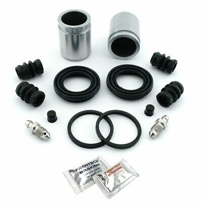 Hyundai Trajet 2000-2008 2x Rear brake caliper repair kits & pistons PK209PG-2