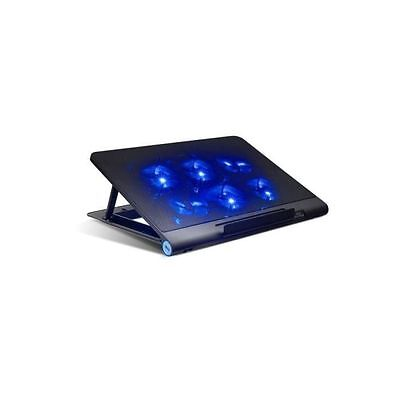 ADVANCE - Refroidisseur PC AirStream PRO - 6 ventilateurs LED - Noir NEUF