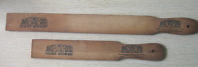 Antique 2 MAB Paint Stirrer's