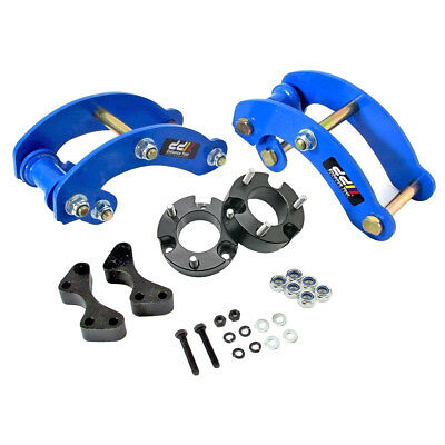 Isuzu Rodeo Dmax D-max Front and Rear Extended Shackle 2 inch Lift Up Kit 2012up