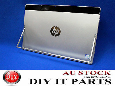 HP Spectre  X2 12-A Series LCD Back Case Cover w/Antennas + Hinges 830332-001