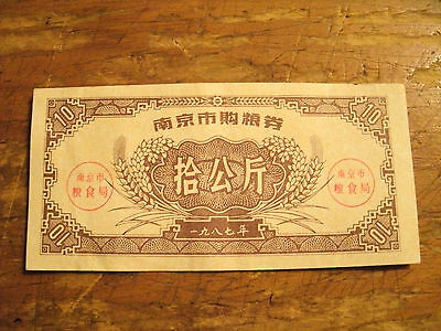 Unknown Chinese Note