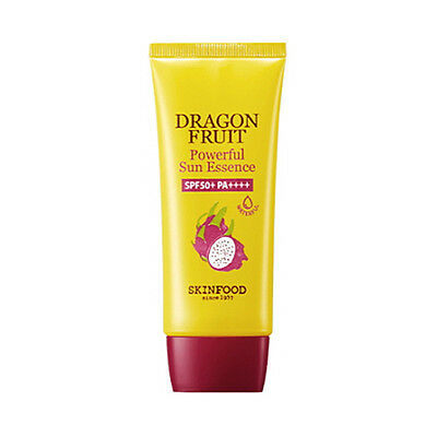 [SKINFOOD] Dragon Fruit Powerful Sun Essence - 50ml (SPF50+ PA++++)