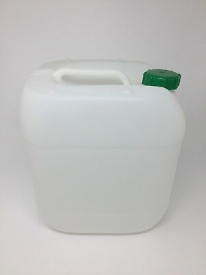 15 Litre Water Container Drum Bottle Food Grade New
