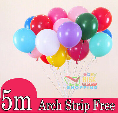 25 LATEX PLAIN BALOONS BALLONS hellium BALLOONS Quality Party Birthday Wedding