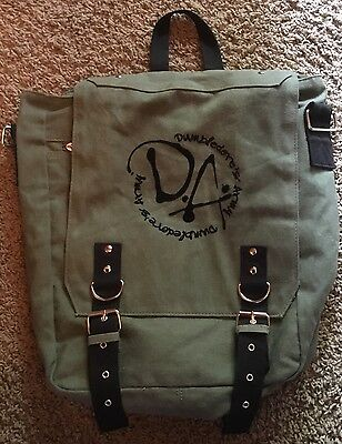 Dumbledore's Army Green Messenger Bag Tote (Harry Potter)