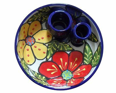 Spanish pottery  olive dish various designs