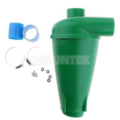 Green Cyclone Dust Collector Filter for Vacuums Dust Extractors Separator