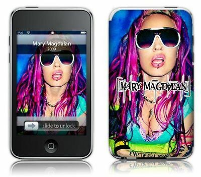 MusicSkins - Skin Mary Magdalan pour iPod touch 2ème et [MS-MMAG20004] NEUF