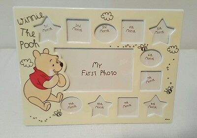 Winnnie the Pooh my first photo frame New in box