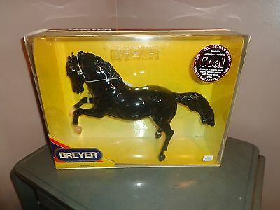 Breyer Traditional Coal #1163 New In Box