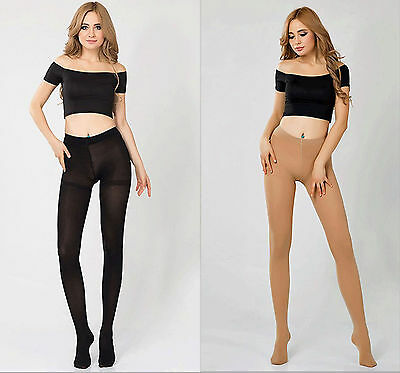 Luxury Full Foot Opaque Dance Tights