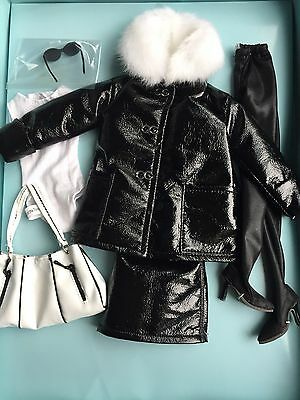 "Tonner Tyler Marley Wentworth 16"" COOL CHIC Fashion Doll Clothes Outfit NRFB"