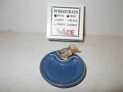 Wade Whim Trays Whimtrays - Duck - Blue - New in Box