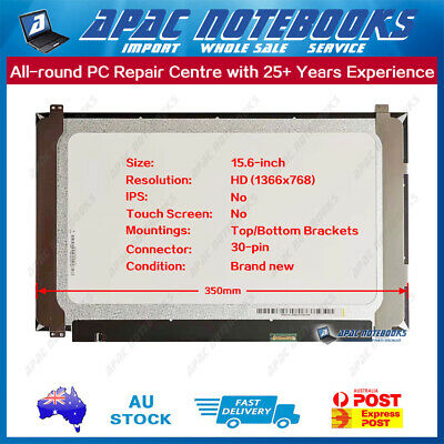 Laptop LED Screen panels Display Compatible NT156WHM-N22 NT156WHM-N32