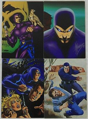 Marvel's The Phantom 8x Trading Cards: Numbers 9/15/31/35/76/77/98/99