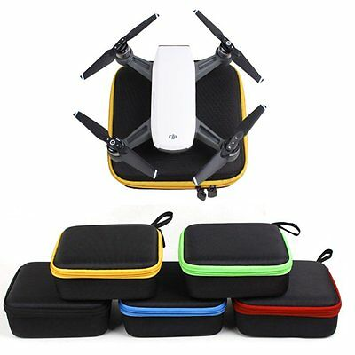 Mini Portable Carry Storage Case Bag Hard Shell Cover For DJI Spark Drone Remote