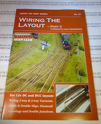 Peco No: 21 Shows You How Series: Wiring The Layout Part 3