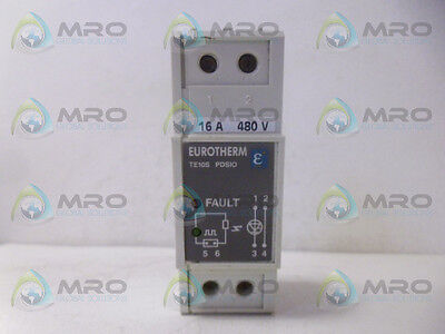 Eurotherm Te10S16A/480V/pds2/eng///nofuse/-//00 Solid State Relay *new No Box*