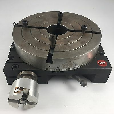 """EMCO 5 7/8"""" Indexing Rotary Table"""