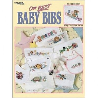 Cross Stitch Chart Pattern Our Best Baby Bibs