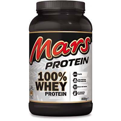 Mars Protein Powder Tub 800g
