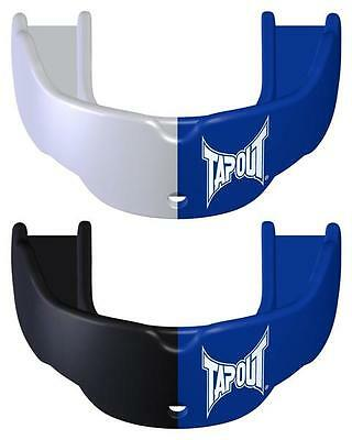 Tapout Multi Sport Mouthguards Boxing Hockey Gum Shield Mouth Guard Pack Of 2