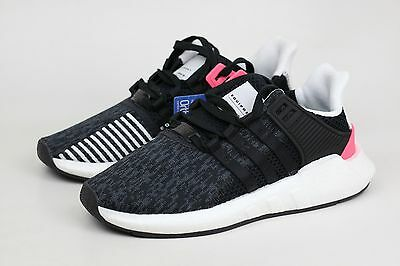 1054e53838fe Adidas Eqt Support 93 17 Og Black Turbo Pink Bb1234 Boost Mens Running  Shoes New