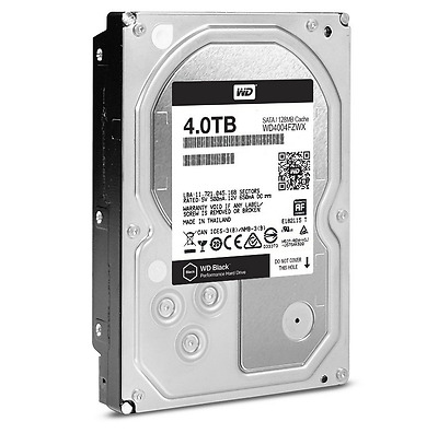 Western Digital 4TB Hard Drive - Brand New, Unopened
