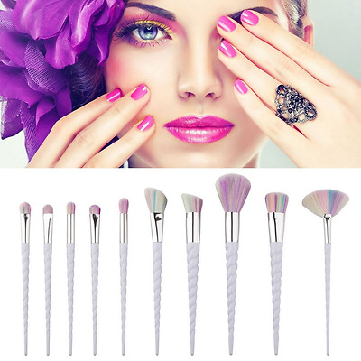 Pro Makeup Cosmetic 12pcs/Set Brushes Powder Foundation Eyeshadow Lip Brush Tool