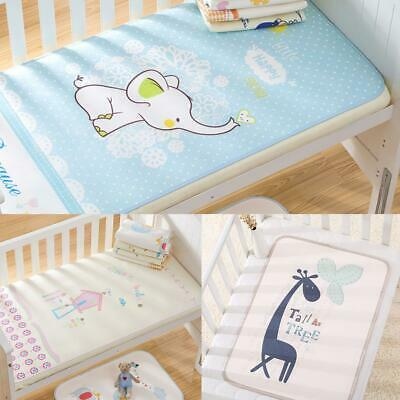 Baby Changing Mat Cover Soft Pvc Waterproof Diaper Nappy Change Pad Cover