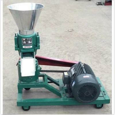 3KW 120 Model Pellet Mill Machine, Feed Pellet Mill Machine With Motor m