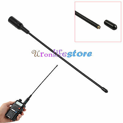 Nagoya NA-701 2.15db SMA-F SF VHF&UHF Antenna for Baofeng UV-5R UV-5RB UV-82 UK