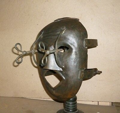 Eye Crusher Enemy / Slave Torture Device Museum Piece
