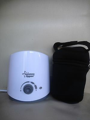 Tommee Tippee Baby Bottle Warmer and Warm Bag