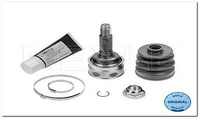 Meyle Drive Shaft Joint Kit 35-144980006 Fits Wheel Side MAZDA