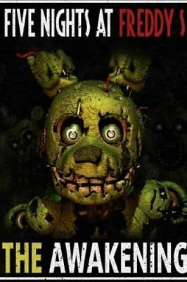 Five Nights at Freddy's: the Awakening by Two Aristocrats (Paperback, 2017)