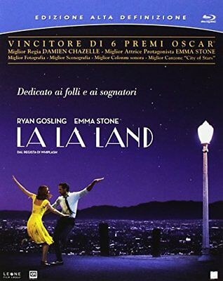La La Land (Blu-Ray) 01 DISTRIBUTION