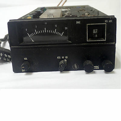 King Radio Corp Kn-60C  Vintage  Receiver