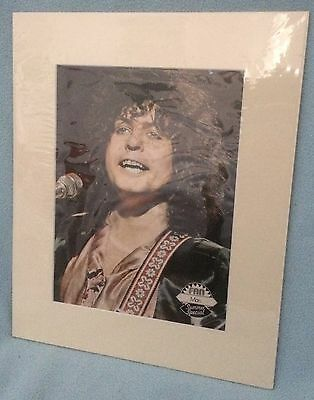 Marc Bolan / T Rex - Rare Fan Summer Special Poster. Mounted