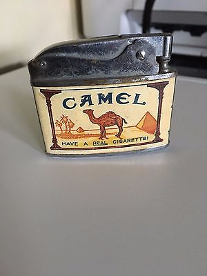 Antique Camel Lighter #1 with Free Shipping
