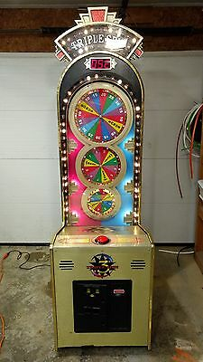 Triple Spin By Family Fun Companies Ticket Redemption Arcade Game