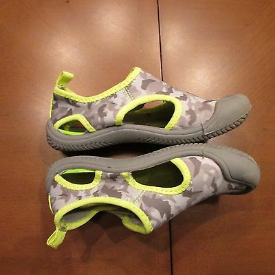 OP Ocean Pacific Kids Youth Water Shoes/Sandals Size L (9-10)