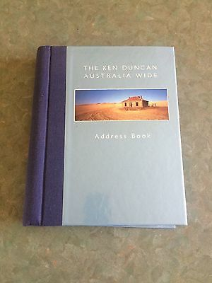 "Ken Duncan ""Australia Wide"" Address Book"