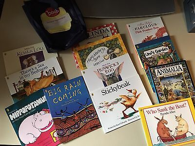 Kids Book Collection 12 Paperback Children's Books Brand New